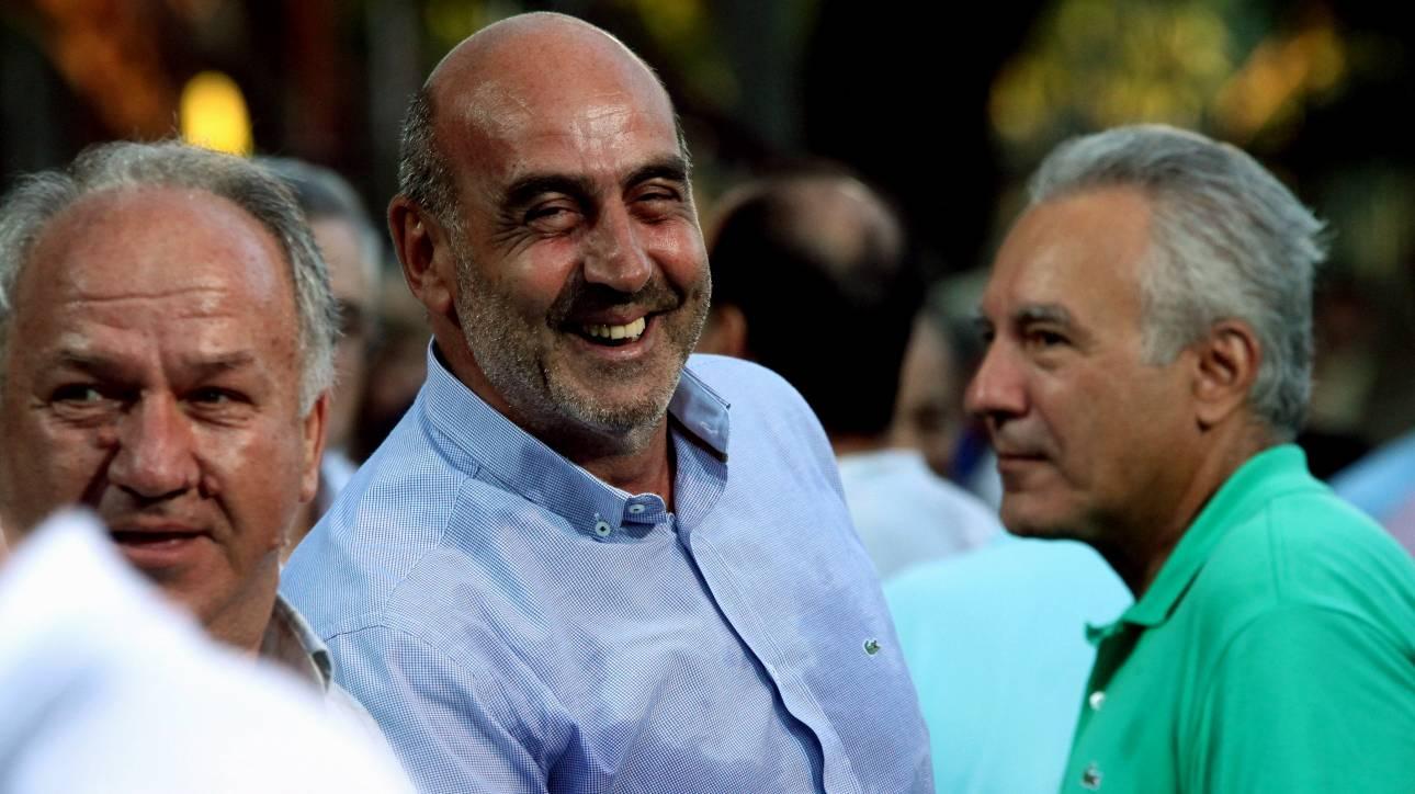 Ο Βουλγαράκης επανεμφανίστηκε και «κατεβαίνει» για δήμαρχος Αθηναίων