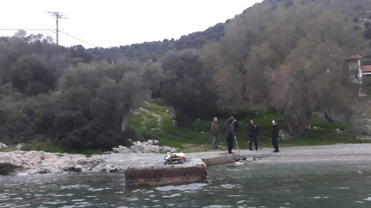 Θρίλερ στην Εύβοια: Εντοπίστηκε πτώμα άνδρα στη θάλασσα