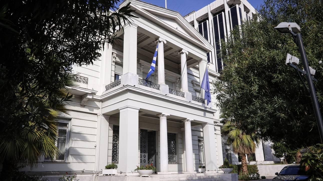 Με 24 ώρες καθυστέρηση εστάλη η ρηματική διακοίνωση στα Σκόπια
