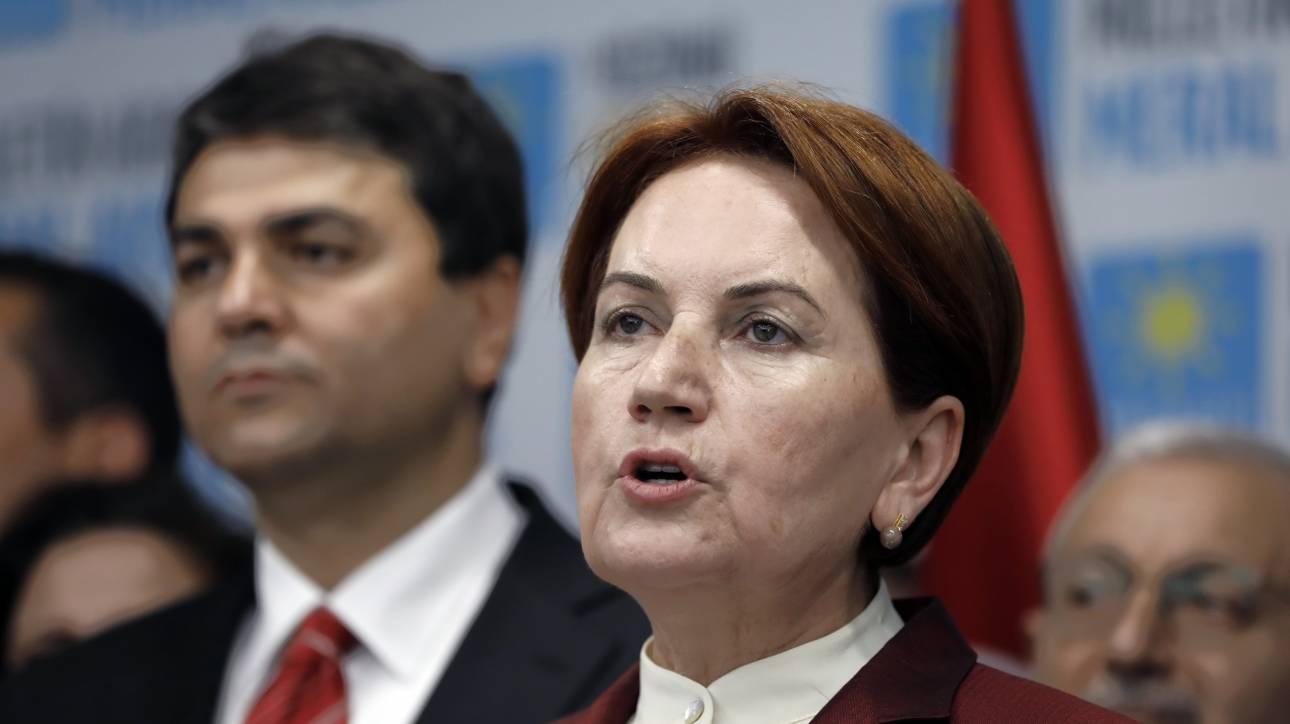Η ακροδεξιά Ακσενέρ επιτίθεται στον Ερντογάν: Γιατί δεν πήγε ο Τσίπρας στο μαυσωλείο του Κεμάλ;