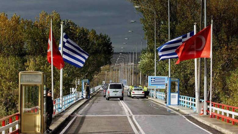 Οι Τούρκοι συνέλαβαν Έλληνα υπήκοο στον Έβρο