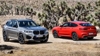 Αυτές είναι και επίσημα οι top BMW X3 M και X4 M, με τους έως και 510 ίππους