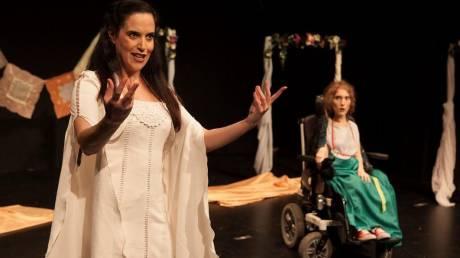 Για πρώτη φορά στην Ελλάδα παιδική παράσταση από το «Θέατρο Ατόμων με Αναπηρία»