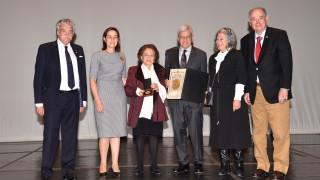 Ο πατέρας του Τάσου Γιαννίτση τιμήθηκε για τη διάσωση Εβραίων στην Κατοχή
