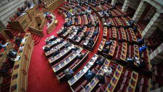 Live: Δεύτερη μέρα συζήτησης στη Βουλή για τη Συνταγματική Αναθεώρηση