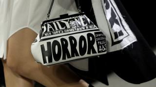 Jeremy Scott: Μια συλλογή για τα fake news στην Εβδομάδα Μόδας της Νέας Υόρκης