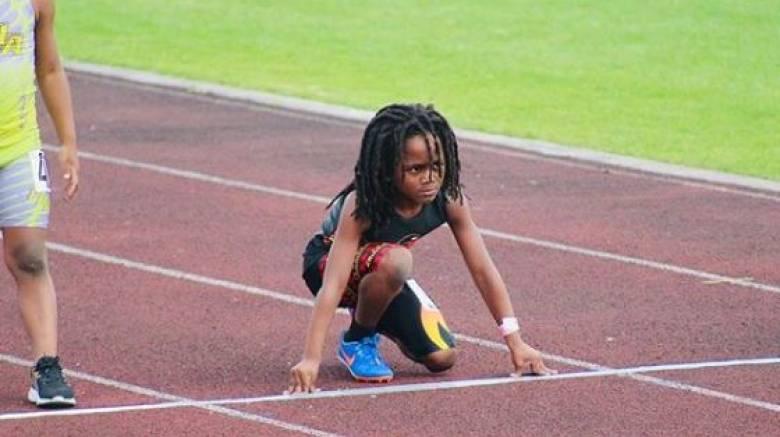 Αυτός είναι ο επτάχρονος «Μπολτ» με τις επιδόσεις - ρεκόρ