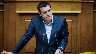 Τσίπρας: Δεν είμαστε κυβέρνηση - «κουρελού» με δεξιές παρενθέσεις