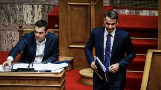 Κόντρα Τσίπρα-Μητσοτάκη για επανεκλογή Παυλόπουλου, Σύνταγμα και ιδιωτικά πανεπιστήμια