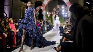 Oscar de la Renta: Φαντασία και πολυχρωμία στην Εβδομάδα Μόδας της Νέας Υόρκης