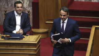 Με το βλέμμα στο 2020 Τσίπρας - Μητσοτάκης