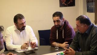 Σήμερα η συνάντηση αγροτών με Αραχωβίτη