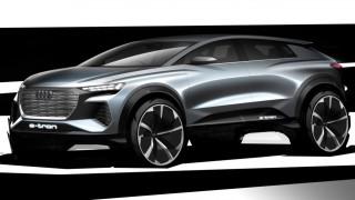 To δεύτερο ηλεκτρικό της Audi, το Q4 e-tron, θα κοστίζει περίπου 45.000 ευρώ