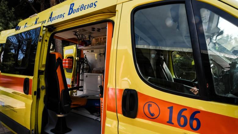Θεσσαλονίκη: 50χρονος έπεσε σε φρεάτιο πέντε μέτρων