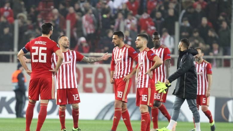 Ολυμπιακός – Ντιναμό Κιέβου 2-2: Τον πρόδωσε το… Δυναμό