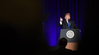 Ο Τραμπ κηρύσσει τις ΗΠΑ σε κατάσταση έκτακτης ανάγκης