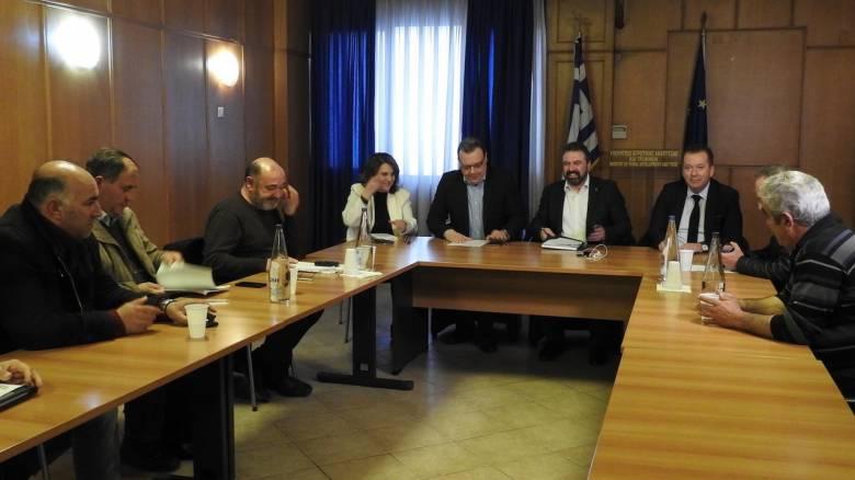 Άκαρπη η πολύωρη συνάντηση μεταξύ κυβέρνησης - αγροτών