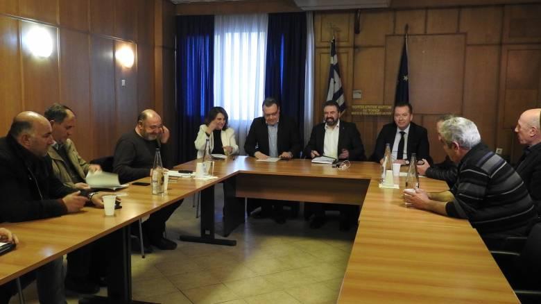 Άκαρπη η συνάντηση αγροτών-κυβέρνησης: Τα πρώτα μέτρα που ανακοίνωσε ο Αραχωβίτης