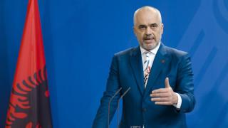 Ράμα: Είμαστε σε συζητήσεις με την Ελλάδα για τα θαλάσσια σύνορα