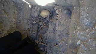 Μυστήριο με σκελετό 13χρονης κοντά σε πυραμίδα 4.600 ετών