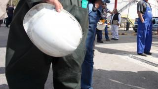 Τραγωδία στα Οινόφυτα: 51χρονος εργάτης καταπλακώθηκε από ράβδους αλουμινίου