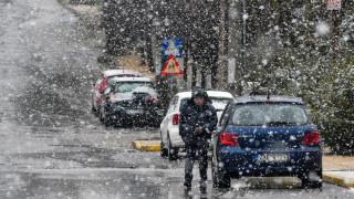Κακοκαιρία: Χιόνι και στην Αθήνα έφερε η «Χιόνη» - Ποιες περιοχές βρίσκονται στην «κατάψυξη»