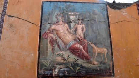 Σπουδαία ανακάλυψη στην Πομπηία: Η ομορφιά του Νάρκισσου άντεξε στο χρόνο