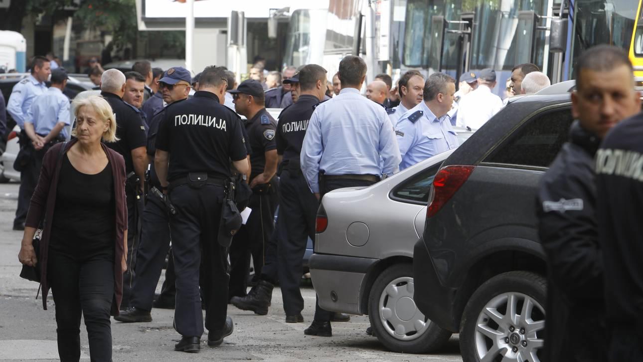 Βόρεια Μακεδονία: Οι Αρχές απέτρεψαν «τρομοκρατική επίθεση» του Ισλαμικού Κράτους