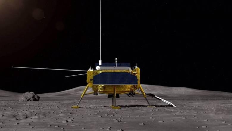 Η Κίνα «βάφτισε» πέντε τοποθεσίες στη «σκοτεινή» πλευρά της Σελήνης