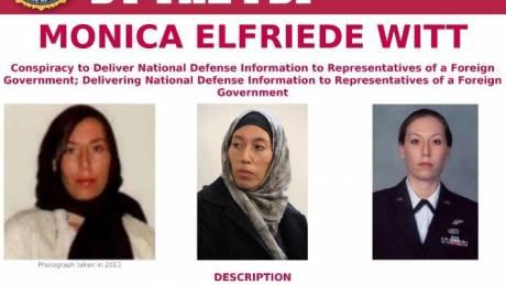 Μόνικα Γουίτ: Η Αμερικανίδα κατάσκοπος που αγάπησε ...το ισλάμ