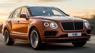 Αυτοκίνητο: Η καινούργια Bentley Bentayga Speed δεν σταματά στα 300 (χλμ./ ώρα)