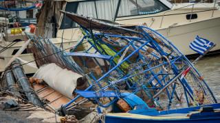 Κακοκαιρία «Χιόνη»: Tεράστιες ζημιές στα Χανιά