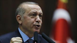 Ερντογάν: Ζήτησα από τον Τσίπρα το τζαμί στην Πλάκα να έχει μιναρέ