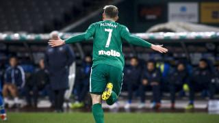 Παναθηναϊκός - Αστέρας Τρίπολης 1-0: Ο Άλτμαν είχε την «απάντηση»