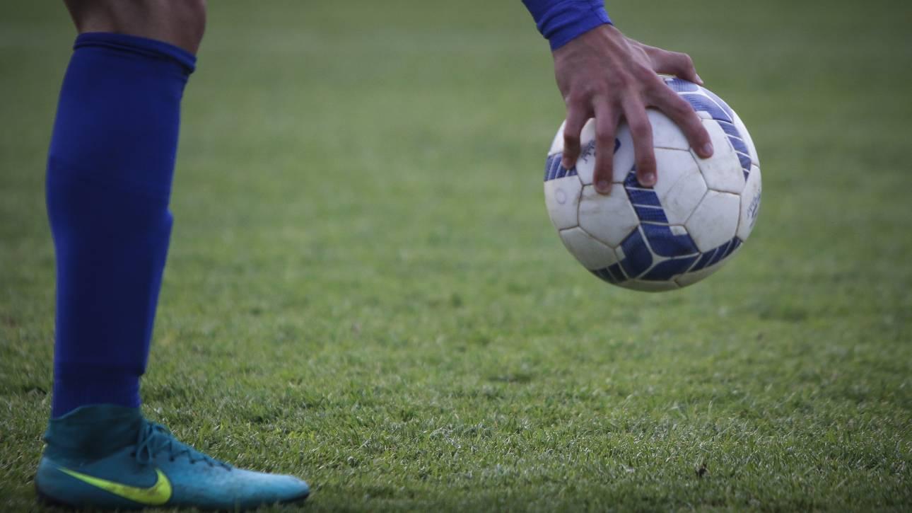 Ημαθία: Πέθανε 17χρονος ποδοσφαιριστής - Κατέρρευσε μέσα στο γήπεδο
