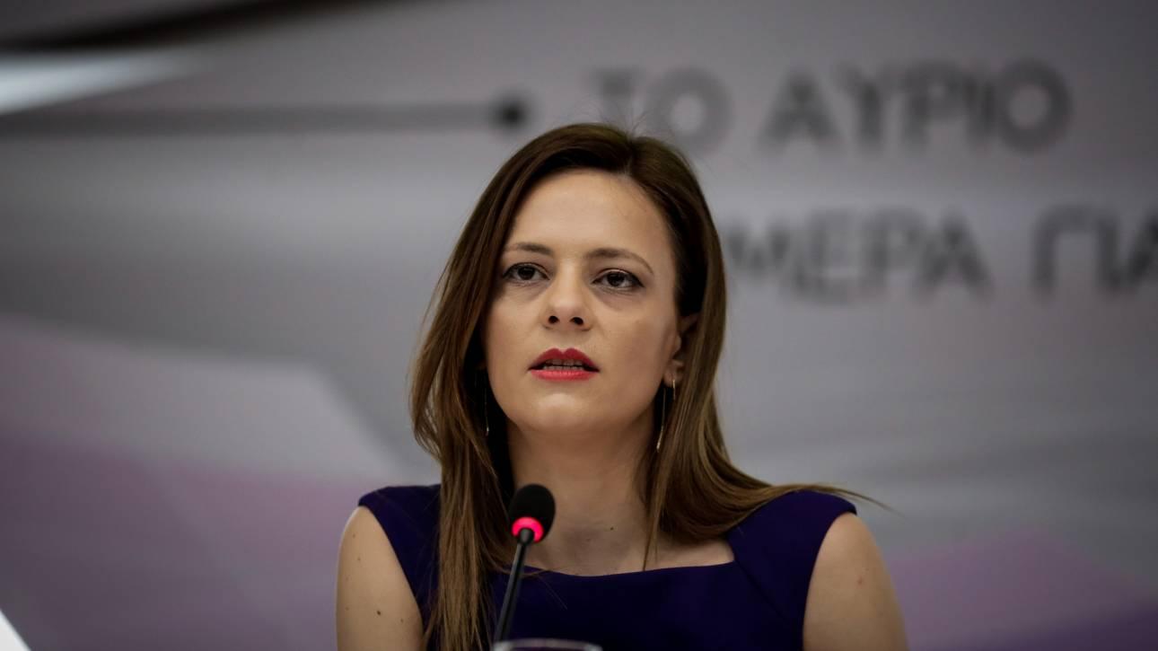 Αχτσιόγλου: Ποινικές κυρώσεις σε όσους δεν καταβάλλουν αύξηση στον κατώτατο μισθό