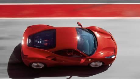 Αυτοκίνητο: H υβριδική Ferrari με κινητήρα V8 έρχεται μέσα στο 2019