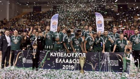 ΠΑΟΚ - Παναθηναϊκός ΟΠΑΠ 73-79: «Πράσινο» το Κύπελλο Ελλάδας