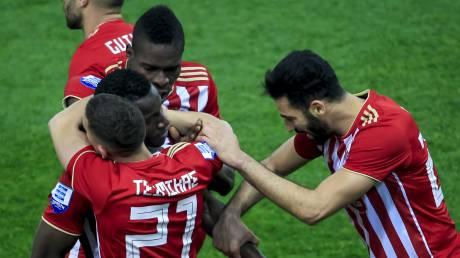 Ολυμπιακός-ΑΕΚ 4-1: «Βλέπει» Champions League