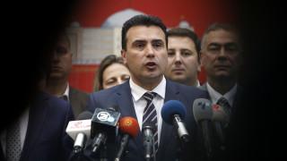 Ζάεφ: Με τον Τσίπρα φοβόμασταν ότι οι «Πρέσπες» θα μας καθιστούσαν «πολιτικά νεκρούς»