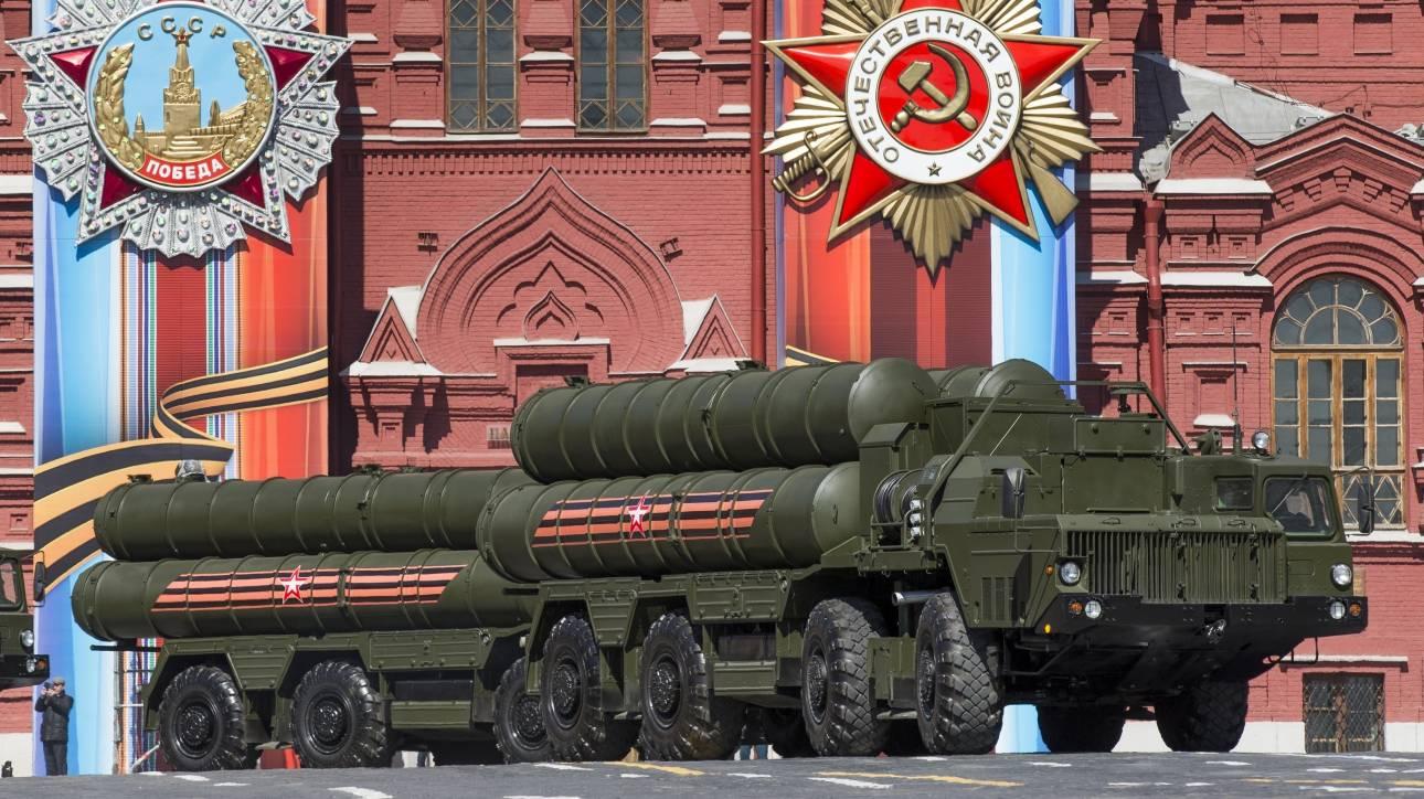 Η Ρωσία θα ολοκληρώσει την παράδοση των S-400 στην Άγκυρα