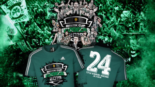 Το Greek Cup Winners 2019 t-shirt από το Paoshop