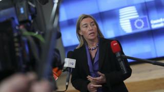 Δεν θέλει στρατιωτική εμπλοκή στη Βενεζουέλα η Ευρωπαϊκή Ένωση