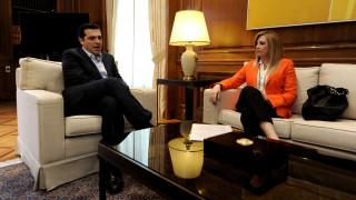 «ΣΥΡΙΖΑ - Προοδευτικές δυνάμεις»: Το σχήμα που θέλει ο Αλέξης Τσίπρας