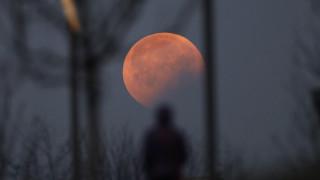 «Σούπερ χιονισμένη σελήνη»: Σήμερα η εντυπωσιακή πανσέληνος