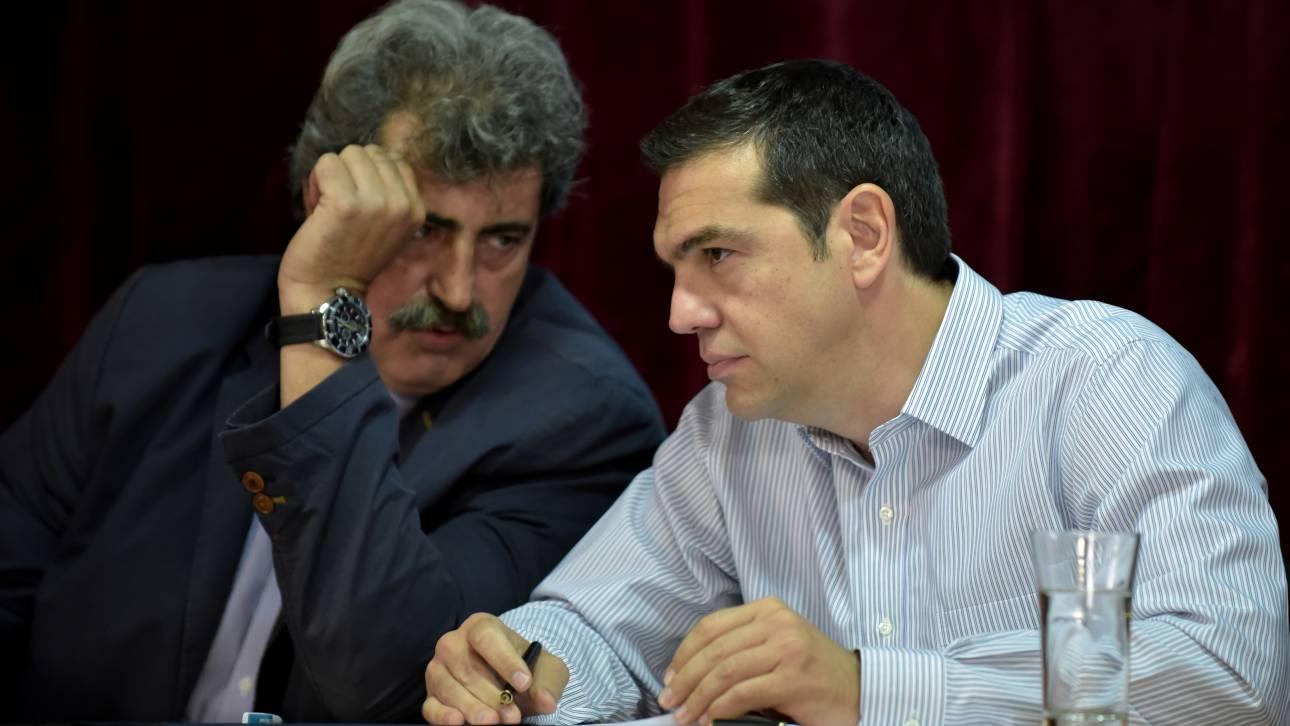 Πολιτική «θύελλα» για την υπόθεση Πολάκη - Στουρνάρα