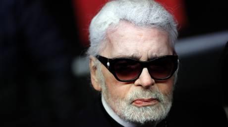 Πέθανε ο διάσημος σχεδιαστής Καρλ Λάγκερφελντ