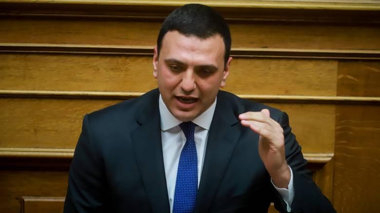 Β. Κικίλιας: Υπουργοί του κ. Τσίπρα θυμίζουν κυπατζήδες της δεκαετίας του 80