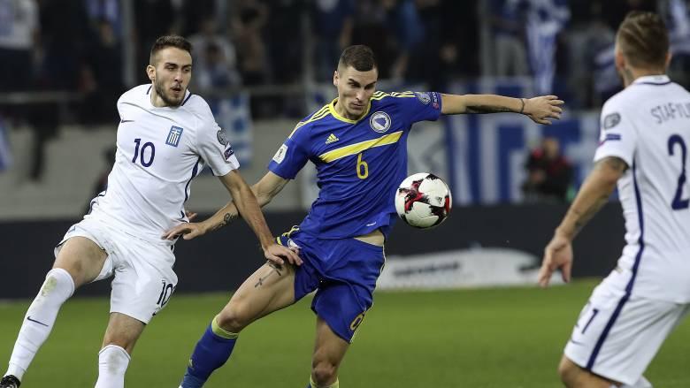 Ισόβιος αποκλεισμός από την Εθνική Βοσνίας για Βράνιες λόγω... Καρλέουσας