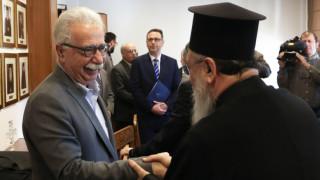 Η Ιερά Σύνοδος θα αποφασίσει για τις σχέσεις Κράτους - Εκκλησίας